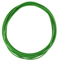 Bremszug Hülle 5 mm Grün 2,5 m Rolle