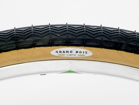 1 Paar 650 x 36 B Grand Bois