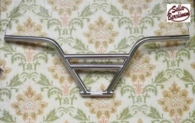 Mängelware BMX 312 Lenker Stahl verchromt, 8,25