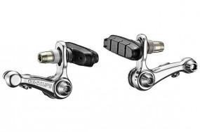 Dia Compe 980 Cantilever Bremsen Set Vorn + Hinten silber