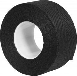Velox Tressostar 90 Baumwoll Lenkerband - Schwarz, 1 Rolle 2 m