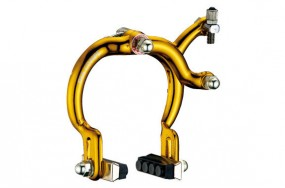 Dia Compe MX-890 Vorder Bremse Gold