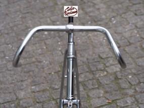 Fixter OD Lenker pol. 447 mm / 80 mm Reach