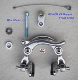 Dia Compe GC- 450 Vorderrad Mittelzugbremse 40-52mm