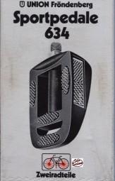 Union 634 Pedale Neuware aus den 1970igern