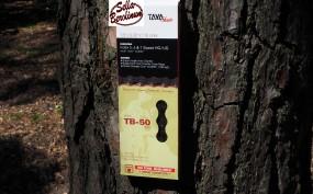 Taya TB-50 Kette 5/6/7 fach Stahlschwarz 1/2