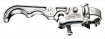 Dia Compe MX-120 / Tech 2 Classic rechter Bremshebel silber
