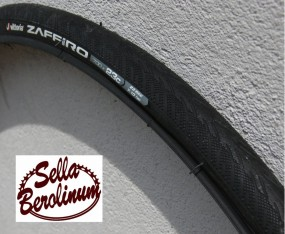 Vittoria Zaffiro III 700x 28C schwarz Drahtreifen