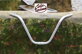 Bonanza Lenker silber aus Aluminium