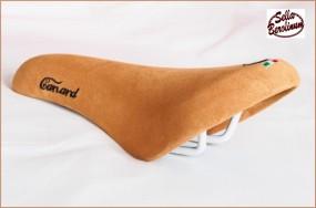 SMG XC 030 Canard Ledersattel honigbraun