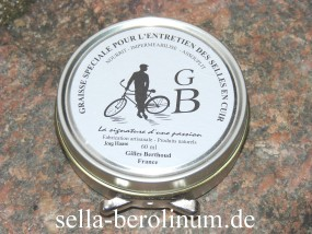 Berthoud Leder Wachs 60 ml