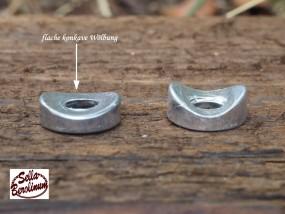 Bremsen Unterlegscheibe konkav / flache Wölbung 1 Stück