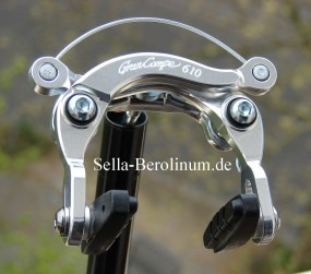 Dia Compe 610 Gran Compe Mittelzugbremsen Set 47-61mm, 1 Paar