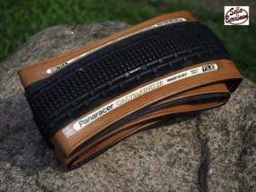 40-622 Panaracer Gravelking SK Trekking Reifen 700x 38C braun / schwarz
