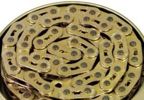 MX Kette gold 1/2