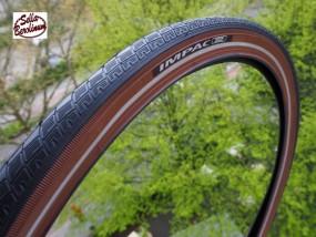 50 - 622 Impac BigPac schwarz / braun / refl. 28