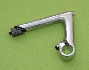 Schaft Vorbau DEN 22,2 / 100 / 25,4 mm Alu silber
