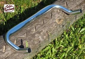 Bullhorn 435 mm silber poliert, 31,8 mm Oversize