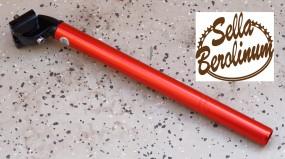 25,4mm Patentstütze Alu rot elox.