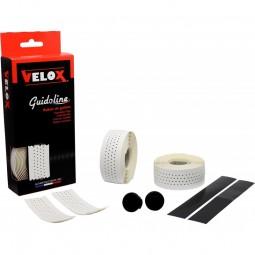 Velox Lenkerband gelocht - weiß