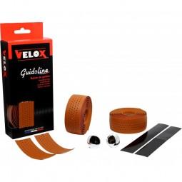 Velox Lenkerband gelocht - caramel