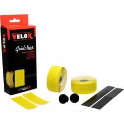 Velox Lenkerband gelocht - gelb