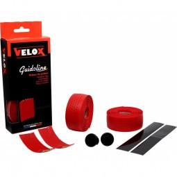 Velox Lenkerband gelocht - Rot