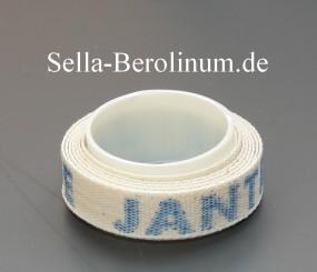 Velox Baumwoll Felgenband 13 mm, 1 Rolle