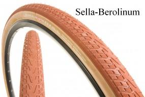 1 Paar Soma New Xpress 700 C x 23 / 26 / 28 / 32 terracotta Faltreifen