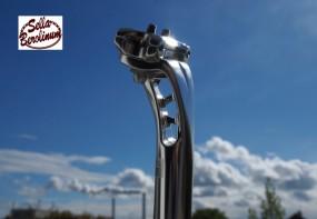 27,2mm Zoom Supertype Sattelstütze silber / 350mm